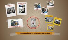 Laboratorio de Soluciones Parenterales