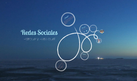 """""""Redes Sociales"""""""