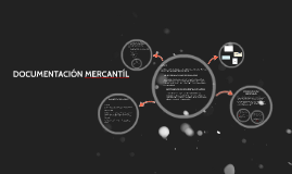 DOCUMENTACIÓN MERCANTÍL