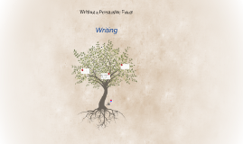 Copy of Writing