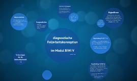 BIWI V - Fallarbeitskonzeption