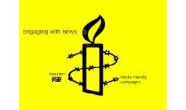 Media-friendly campaigns