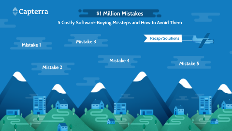 5 Costly Software-Buying Missteps and How to Avoid Them