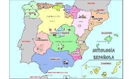 MITOLOGÍA ESPAÑOLA