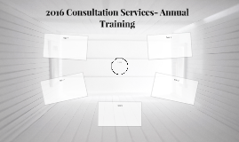2016 Consultation Services