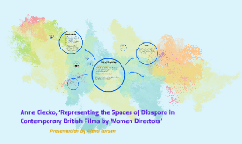 Anne Ciecko, 'Representing the Spaces of Diaspora in Contemp