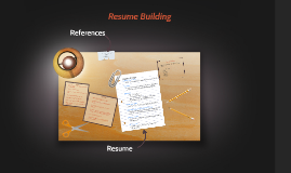 Resume Building Workshop Part II