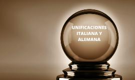 Copy of UNIFICACIONES