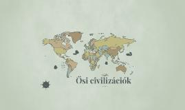 Ősi civilizációk