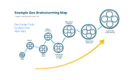 Geo Brainstorming Template