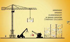 Assessment - Childhood Education L4
