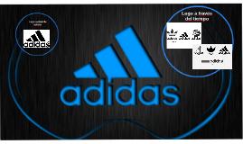 Logo actual de adidas