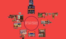 ARTES PLÁSTICAS DEL ARTE GÓTICO