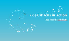 1.03 Citizens in Action