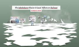 The Jakobshavn Glacier & Ilulissat