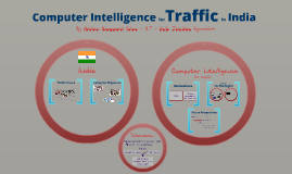 Computer Intelligence for Traffic in India