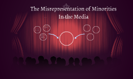 The Misrepresentation of Minorities In the Media