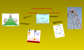 kinetic&potential energy