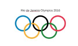 Rio de Janeiro Olympics 2016