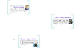 Copy of literatura fantastica, policiaca y de ciencia ficcion