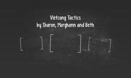 Vietcong Tactics
