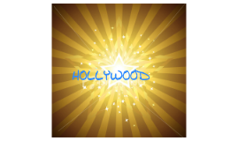 Copy of hollywood