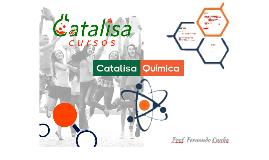 CATALISA - CAP 8 – QUANTIDADE DE MATÉRIA