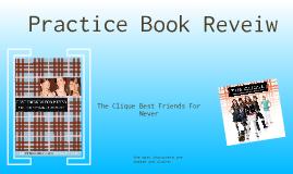 practice book reveiw