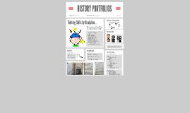 HISTORY PORTFOLIOS