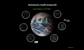 Environment, health and growth