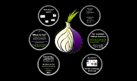 Intro to Tor - Dublin Cryptoparty