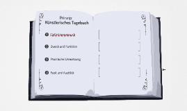 Prinzip: Künstlerisches Tagebuch