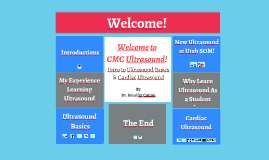 CMC Intro to Ultrasound