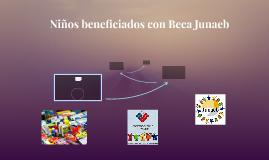 Niños beneficiados con Beca Junaeb