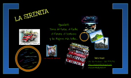 Chiva -La Sirenita-