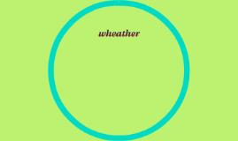 wheather