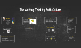 The Writing Thief by Ruth Culham