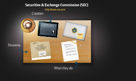 Securities & Exchange Commission (SEC)