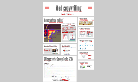 Web copywriting ITS