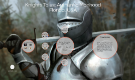 Knights Tales: Authentic Manhood