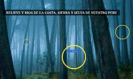 Copy of RELIEVE Y RIOS DE LA COSTA, SIERRA Y SELVA DE NUESTRO PERU