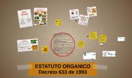 Copy of ESTATUTO ORGANICO