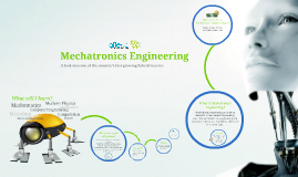 Mechatronics Engineering