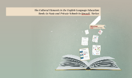 the Cultural Elements in the English Language Education Book