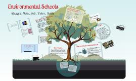 Environmental Schools