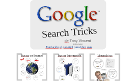 Google Search Tricks [en español]