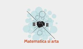 Matematica si arta