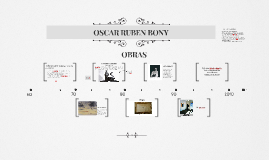 OSCAR RUBEN BONY
