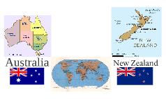 Australia and the Pacific Rim