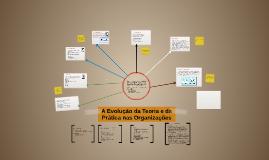 Copy of A Evolução da Teoria e da Prática nas Organizações